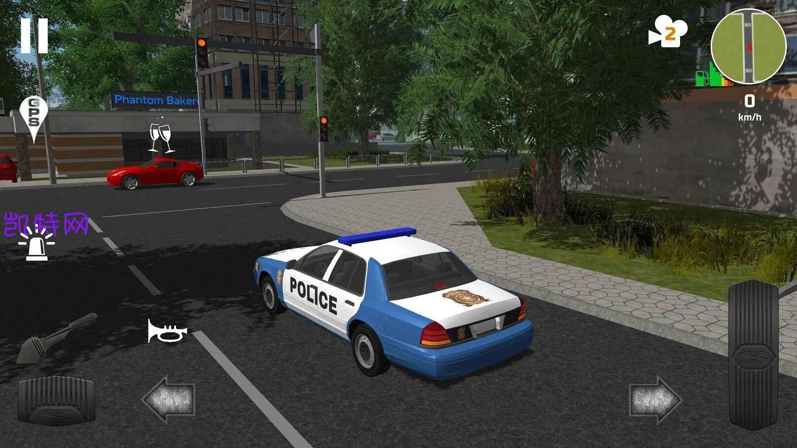 【无忧原创】警察巡逻模拟器.ver.1.0.3